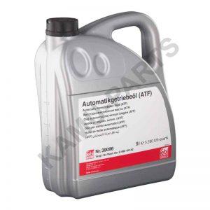 Febi Automatikgetriebeöl (ATF) Grün 39096, 1 Liter