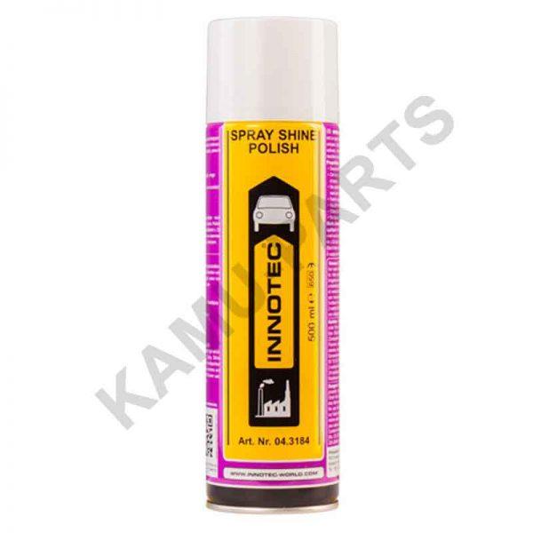 Innotec Spray Shine Polish Sprühpolitur 500ml