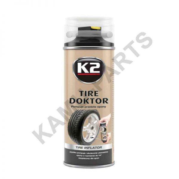 K2 Tyre Doctor 400ml