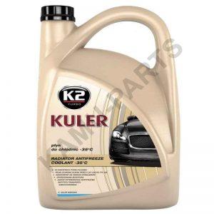 K2 Kühlmittel Blau -35° 5 Liter