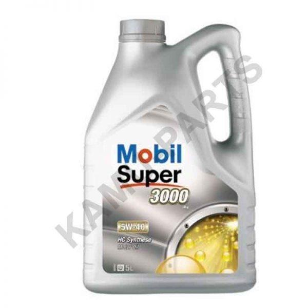 Mobil Super 3000 XE 5W30 5 Liter