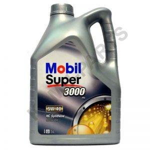 Mobil Super 3000 X1 5W40 5 Liter