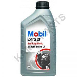 Mobil Extra 2T Motoröl 1 Liter