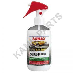 SONAX KunststoffPflege Innen & Außen 300ml