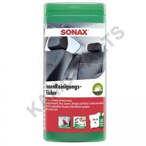 Sonax InnenReinigungsTücher Box 25 Stück