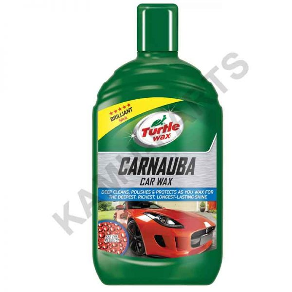 Turtle Wax Carnauba Auto Wachs 500ml