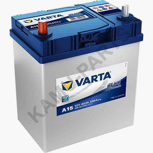 Varta Blue Dynamic 12V / 40Ah / 330A Batterie