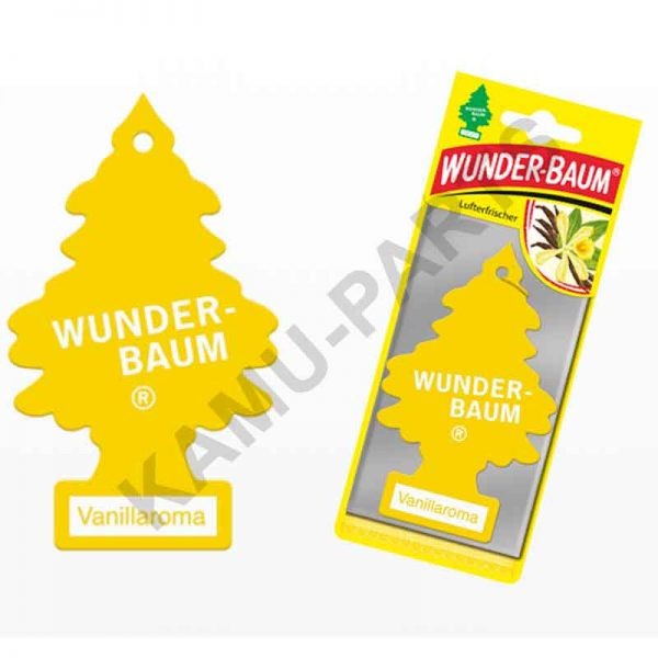 Wunderbaum Vanillaroma