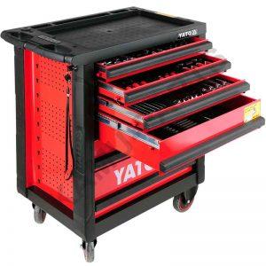Yato Werkstattwagen 177-Teilig
