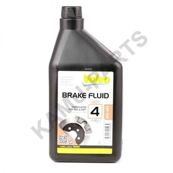 Bremsflüssigkeit Vale DOT 4 1 Liter